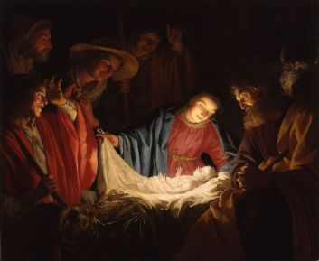 gerard-van-honthorst-adoration-of-the-shepherds-1622