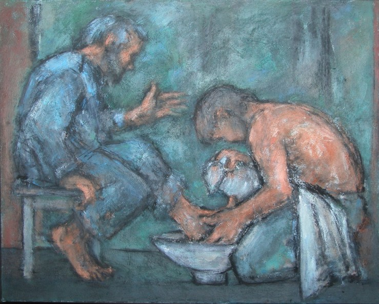 ghislaine_howard_the_washing_of_the_feet